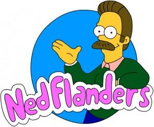 Ned Flanders y la religión