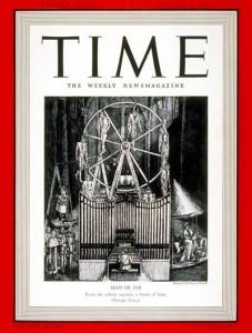 Revista TIME 1938